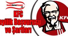 KFC Bayilik Başvurusu ve Şartları