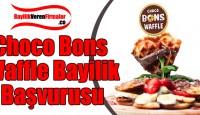 Choco Bons Waffle Bayilik Başvurusu ve Şartları