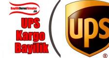UPS Kargo Bayilik Başvurusu ve Şartları