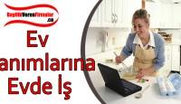 Ev Hanımlarına İş Veren 13 Firma Önerisi