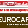 Eurocarss Rent A Car Bayilik Başvurusu ve Şartları