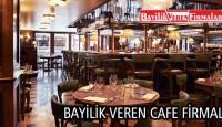 Bayilik Veren Cafe Firmalar
