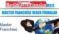 Master Franchise Veren Firmalar