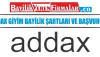 Addax Giyim Bayilik Şartları ve Başvurusu