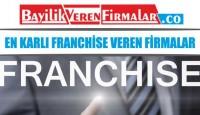 En Karlı Franchise Veren Firmalar