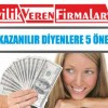 Para Nasıl Kazanılır Diyenlere 5 Önemli Tavsiye