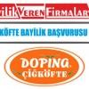 Doping Çiğköfte Bayilik Başvurusu ve Şartları