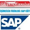 Girişimcilik Fikirleri: SAP Eğitimi