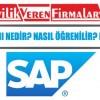 SAP Programı Nedir? Nasıl Öğrenilir? Ne İşe Yarar?