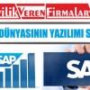 İş Dünyasının Yazılımı SAP