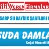 Suda Damla – Sarp Su Bayilik Şartları ve Başvurusu