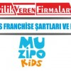 Muzipo Kids Franchise Şartları ve Başvurusu