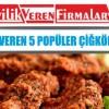 Franchise Veren 5 Popüler Çiğköfte Firması