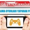 Mobil Uygulama Oyunları Yaparak Para Kazanma