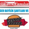 Packetburger Bayilik Şartları ve Başvurusu