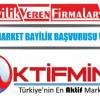 AktifMini Market Bayilik Başvurusu ve Şartları