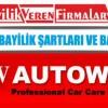 Autowax Bayilik Şartları ve Başvurusu