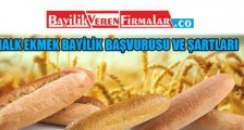 Halk Ekmek Bayilik Başvurusu ve Şartları