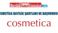 Cosmetica Bayilik Şartları ve Başvurusu