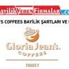 Gloria Jean's Coffees Bayilik Şartları ve Başvurusu