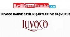Luvoco Kahve Franchise Şartları ve Başvurusu