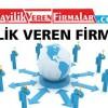 Şubelik Veren Firmalar