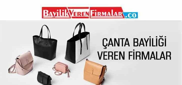 Çanta Bayiliği Veren Firmalar