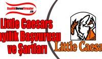 Little Caesars Bayilik Başvurusu ve Şartları