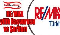 RE/MAX Bayilik Başvurusu ve Şartları