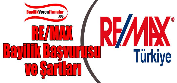 remax bayilik