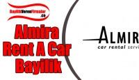 Almira Rent a Car Bayilik Başvurusu ve Şartları