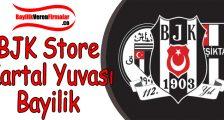 BJK Store (Kartal Yuvası) Bayilik Başvurusu ve Şartları