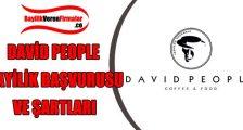 David People Bayilik Başvurusu ve Şartları