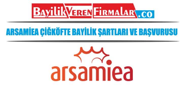 Arsamiea Çiğköfte