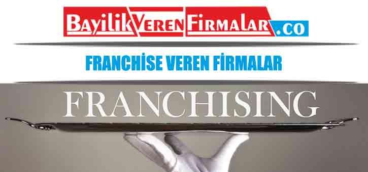 franchise veren firmalar 2018