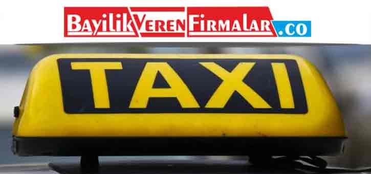 taksicilik işi